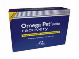 Omega pet recovery 120 prl