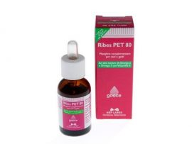 Ribes pet 80 in gocce os 25 ml