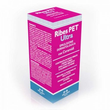 Ribes pet ultrashampoo balsamo 200 ml